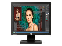"HP ProDisplay P17A - Écran LED - 17"" (17"" visualisable) - 1280 x 1024 - TN - 250 cd/m² - 1000:1 - 5 ms - VGA - noir"