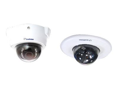 GeoVision GV-FD1210 Network surveillance camera dome vandal-proof color (Day&Night)