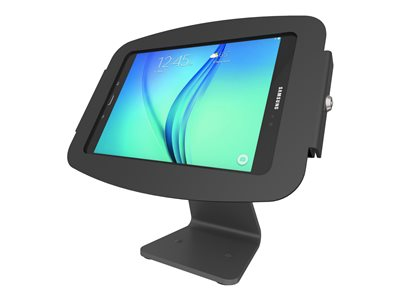 Compulocks Space 360 - Galaxy Tab A 8%22 Counter Top Kiosk - Black -  mounting kit