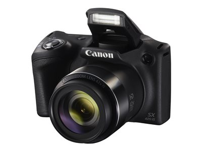 Canon PowerShot SX420 IS Digital camera compact 20.0 MP 720p / 25 fps 42x optical zoom