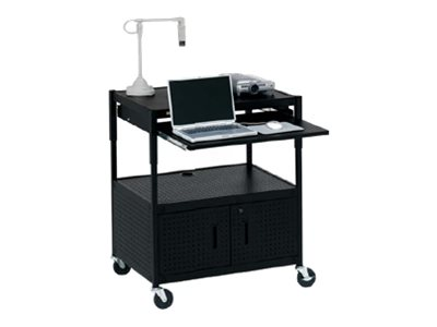 Bretford Interactive Learning Center ECILS3-BK - cart