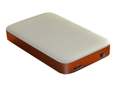 BUFFALO MiniStation Thunderbolt Hard drive 1 TB external (portable) USB 3.0 / Thunderbolt