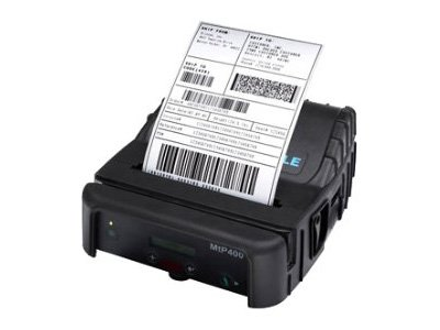 Printek Mobile Thermal Printer MtP400 Label printer thermal paper Roll A6 (4.13 in)
