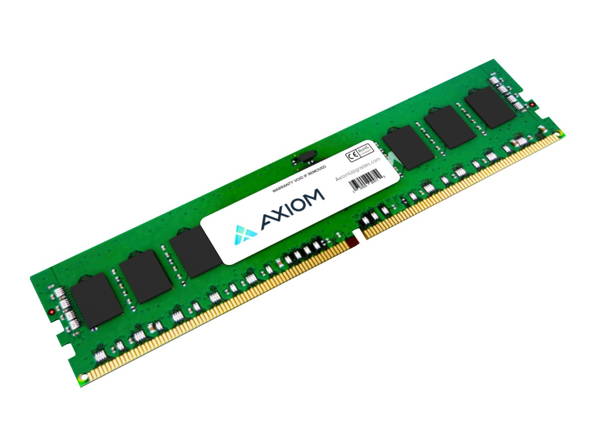 Axiom AX - DDR4 - 16 GB - DIMM 288-pin - registered