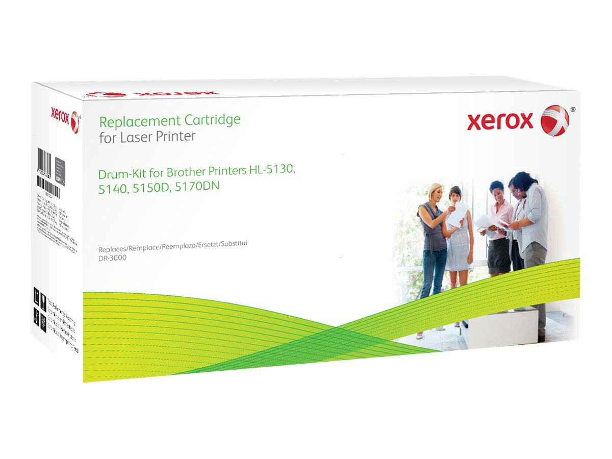 Xerox Brother HL-5130 - black - drum kit (alternative for: Brother DR3000)