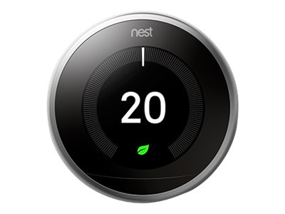 Google Nest Learning Thermostat (3th generation) T3028FD