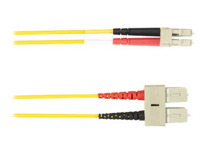 Black Box patch cable - 10 m - yellow