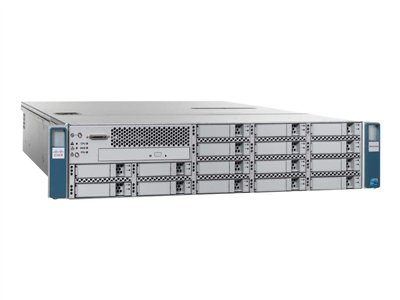 Cisco UCS C210 M2 General-Purpose Rack-Mount Server Server rack-mountable 2U RAM 0 GB
