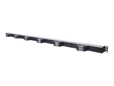 Intellinet Vertical Rackmount 12-Output C13 Power Distribution Unit (PDU), With Air Switch for Each