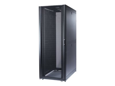 APC NetShelter SX Enclosure with Roof and Sides Rack black 42U 19INCH