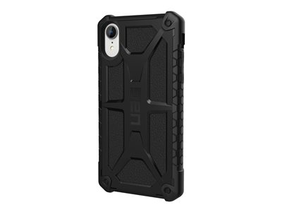 Rugged Case for iPhone XR [6.1-inch screen] - Monarch Black