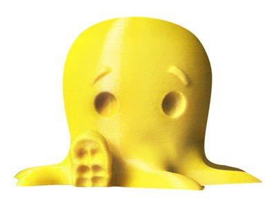 - 1 - True Yellow - PLA-Filament