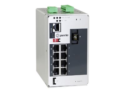 Perle IDS-509G-CSS10D - switch - 9 ports - managed