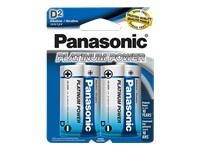 Panasonic Platinum Power LR20XP2B