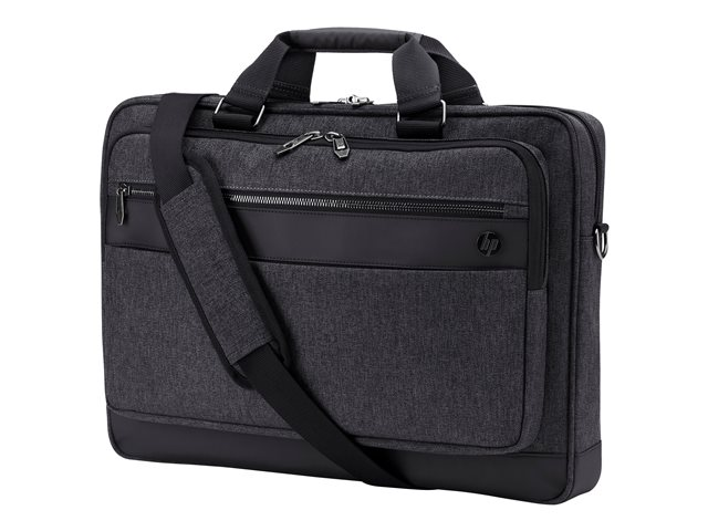 HP Executive Top Load - Notebook carrying case - 17.3
