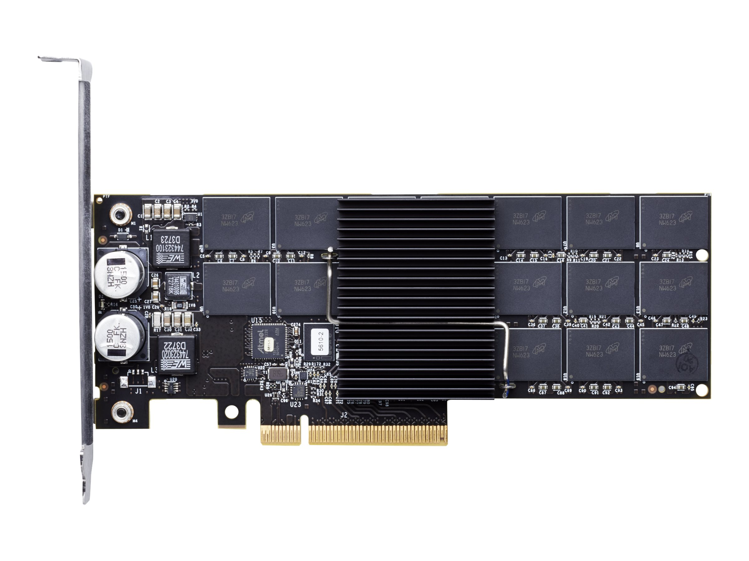HPE Light Endurance Workload Accelerator - solid state drive - 1.3 TB - PCI Express 2.0 x8