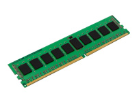 Kingston - DDR4 - 16 GB - DIMM 288-pin - 2133 MHz / PC4-17000 - CL15 - 1.2 V - registered - ECC - for Fujitsu PRIMERGY RX2540 M1