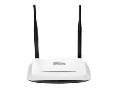 Netis WF2419 Wireless router - 4-port switch - 802.11b/g/n - 2.4 GHz - Wireless router - 4-port switch - 802.11b/g/n - 2.4 GHz