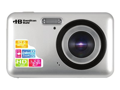 HamiltonBuhl CAMERA-DC2 Digital camera compact 5.0 MP / 12.0 MP (interpolated)