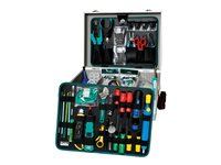 VALUE LAN Master Engineers Tool Kit, 58pcs - Werkzeugsatz