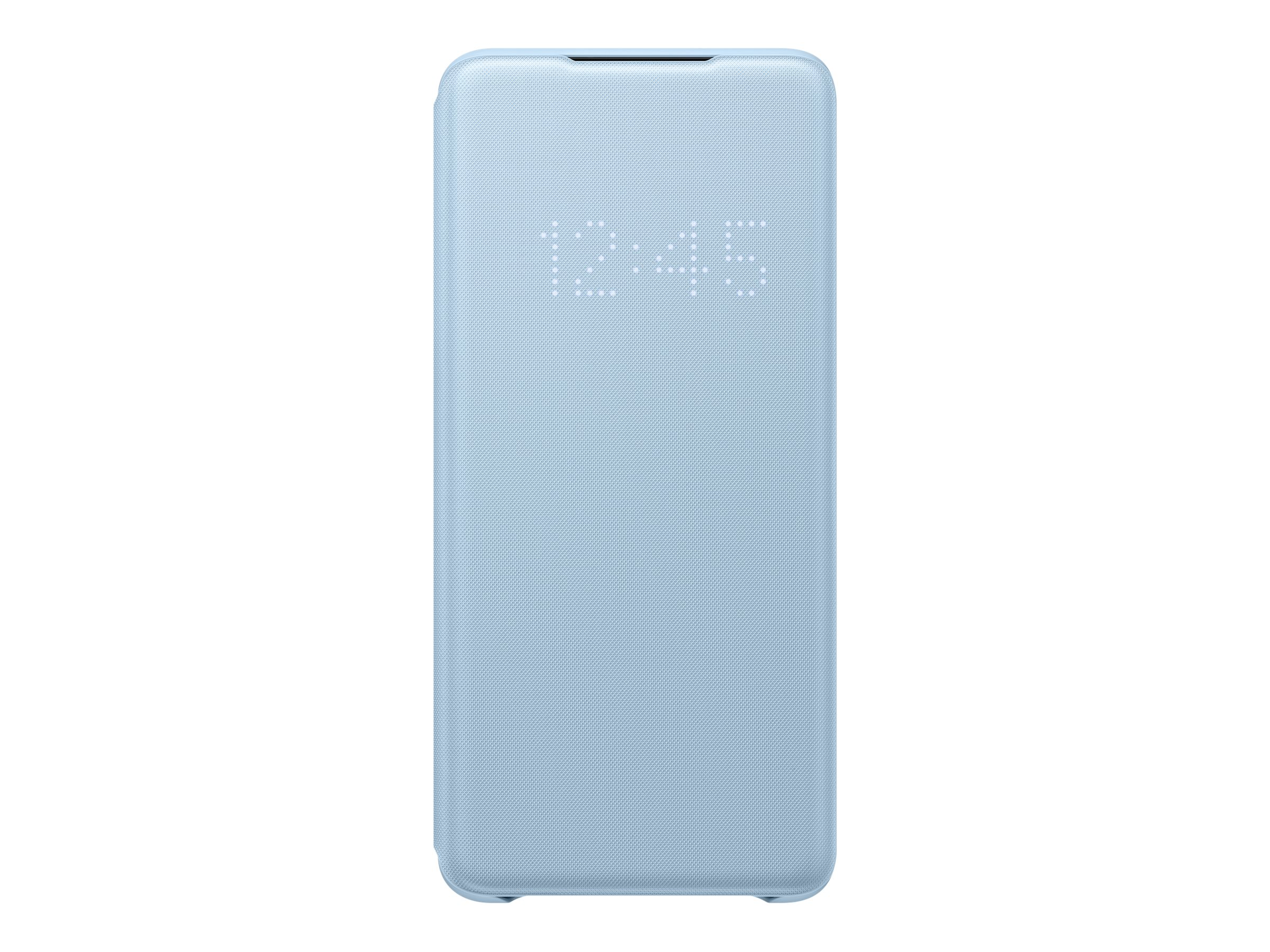 Samsung LED View Cover EF-NG985 - flip cover for cell phone