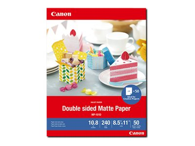 Canon Double-sided Matte Paper MP-101D