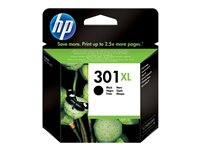 HP 301XL Black Ink Cartridge, HP 301XL Black Ink Cartridge