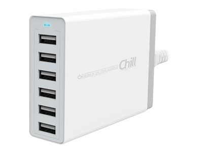Chill Innovation Strømforsyningsadapter 50Watt Europlug (strøm CEE 7/16)