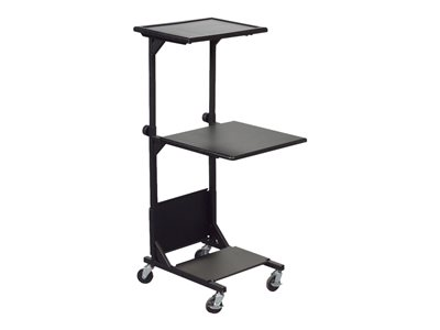 BALT PBL Cart for projector / AV System / notebook steel black powder coat