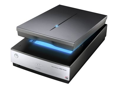 Epson Perfection V800 Photo Flatbed scanner Letter 4800 dpi x 6400 dpi USB 2.0 image