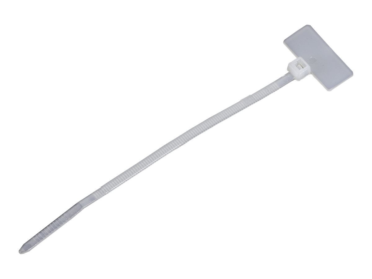 Black Box cable tie with tags