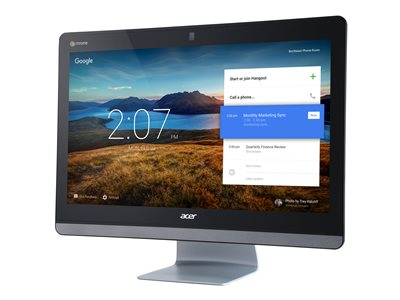Acer Chromebase CA24I All-in-one 1 x Celeron 3215U / 1.7 GHz RAM 4 GB SSD 16 GB