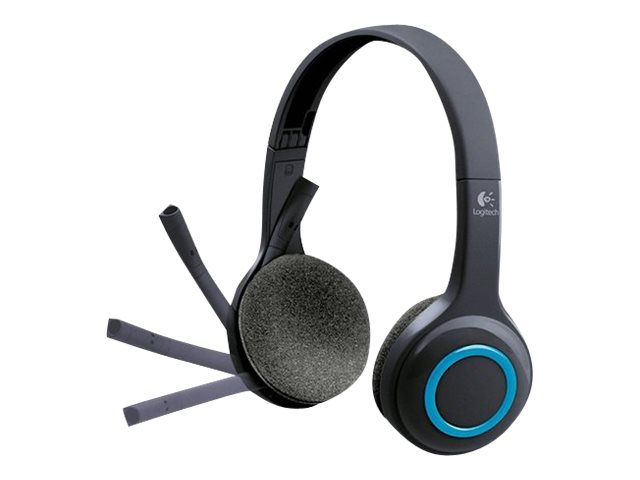 Logitech Wireless Headset H600 - Headset - On-Ear - 2,4 GHz - drahtlos