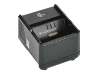 Zebra ZQ5x0 Series - Battery charger - United States - for ZQ600 Series ZQ610, ZQ620, ZQ630