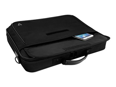 V7 Essential Laptop Bag Notebook carrying case 16INCH black