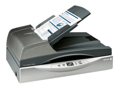 Xerox DocuMate 3640 Document scanner Duplex 8.5 in x 38 in 600 dpi up to 40 ppm (mono)