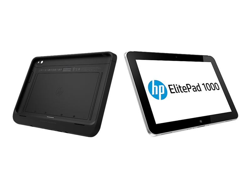 HP ElitePad Mobile POS G2 Solution - Tablet - Atom Z3795 / 1.59 GHz - Win Embedded 8.1 Industry 64-bit - 4 GB RAM - 64 GB eMMC
