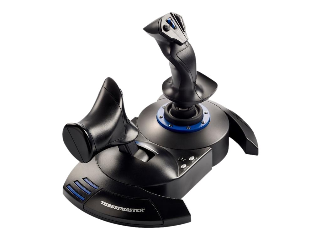 Thrustmaster T-Flight Hotas 4 - Joystick - kabelgebunden - für Sony PlayStation 4