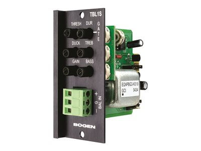 Bogen TBL1S Balanced audio input module for amplifier