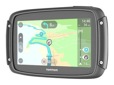 tomtom rider 420 navigateur gps moto 4 3 po grand cran. Black Bedroom Furniture Sets. Home Design Ideas