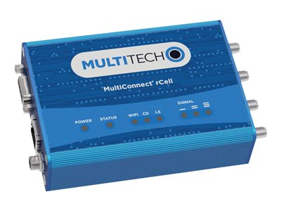 Multi-Tech MultiConnect rCell 100 Series MTR-LNA7-B07 Wireless router WWAN RS-232