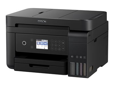 Epson WorkForce ET-3750 EcoTank All-in-One Multifunction printer color ink-jet  image