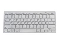 Premiertek Slim Keyboard Bluetooth silver