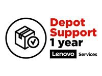 Lenovo Post Warranty Depot - Extended service agreement - parts and labor - 1 year - pick-up and return - for ThinkPad X1 Carbon (7th Gen); X1 Extreme (2nd Gen); X1 Yoga (4th Gen); X390 Yoga