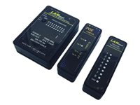VALUE LANtest Multi-Network Cable Tester - Network tester kit