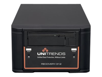 Unitrends Backup Appliances Recovery-313 - recovery appliance - with 1 year DRaaS & Archive and Install Services