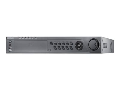 Hikvision DS-7300 Series DS-7308HWI-SH Standalone DVR 8 channels 3 TB networked 1.5U