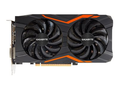 GeForce GTX 1050 Ti G1 Gaming 4G