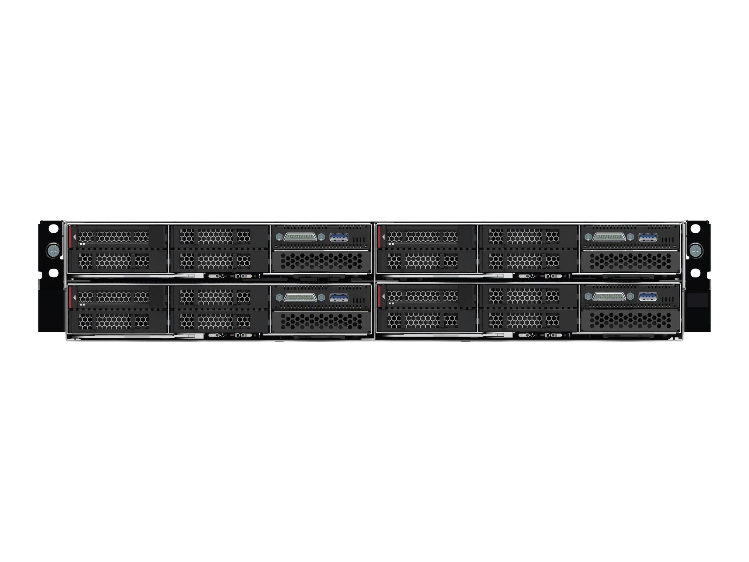 Intel Server System LSP2D2ZS554601 - rack-mountable - Xeon Gold 6154 3 GHz - 768 GB - SSD 4 x 960 GB