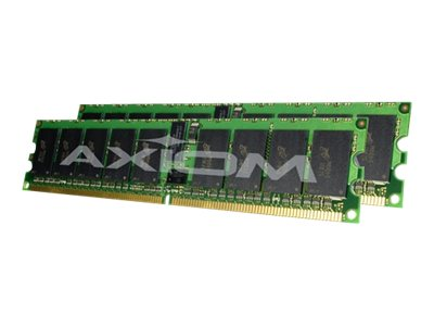 Axiom - DDR3L - 32 GB: 2 x 16 GB - DIMM 240-pin - registered - TAA Compliant